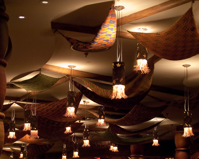 Boma ceiling