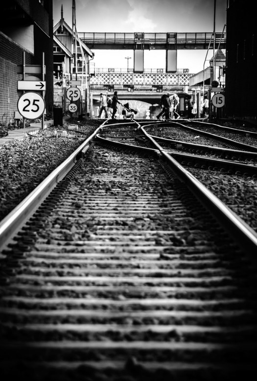 Riding The Rails, by Pixelglo Photography