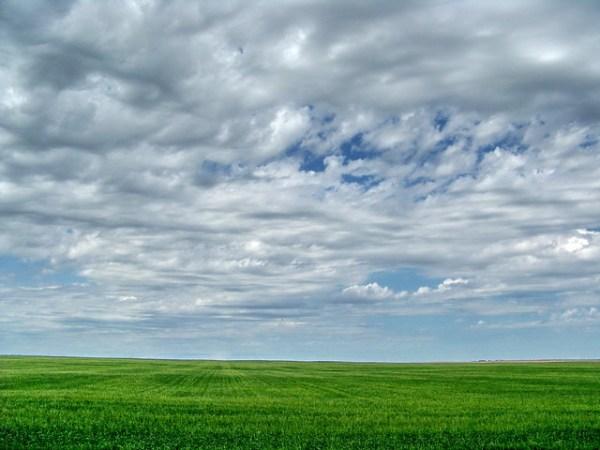 SK09g38 Prairie Summer Sky, Saskatchewan 2009 | Flickr ...
