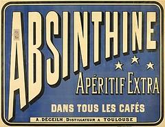 Absinthine--Aperitif-Extra