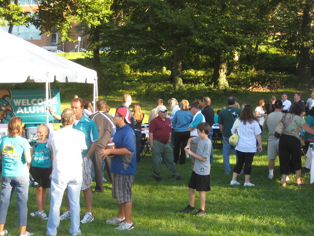 CCU vs. Towson Alumni and Friends Tailgate