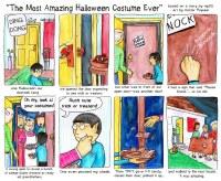 halloween sign door costumes