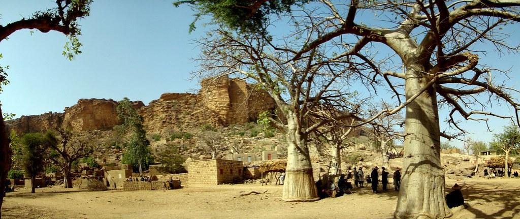 Aldea Tiveli en el Pais Dogon Mali 05