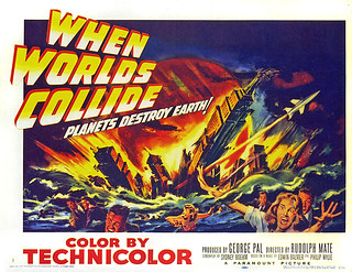1951--When-Worlds-Collide--poster by xray delta one