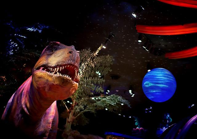 Daily Disney - T-Rex