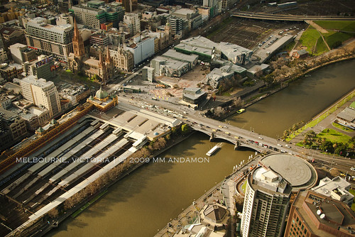 Melbourne's Yarra River