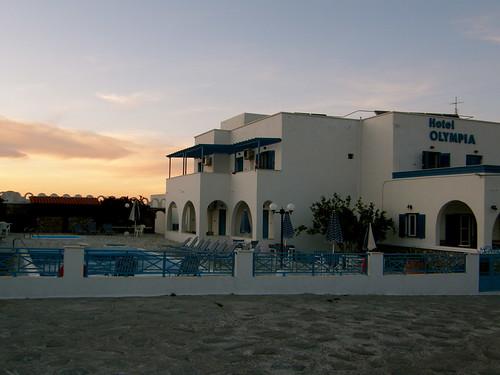 Hotel Olympia, Santorini