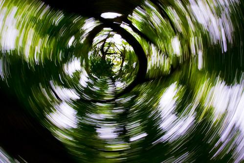 Spinning Around...