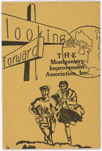 Montgomery Improvement Association Booklet, ca. 1960