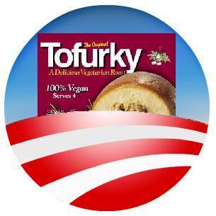 Obama Pardons National Tofurky®