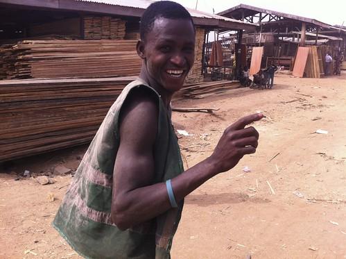 Umaru @ Deidei Lumberyards Abuja Nigeria by Jujufilms