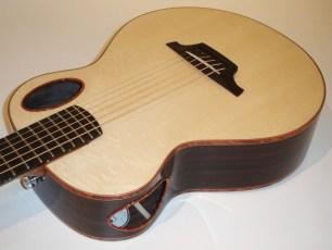 Lukas Brunner Custom Outdoor Guitar #76