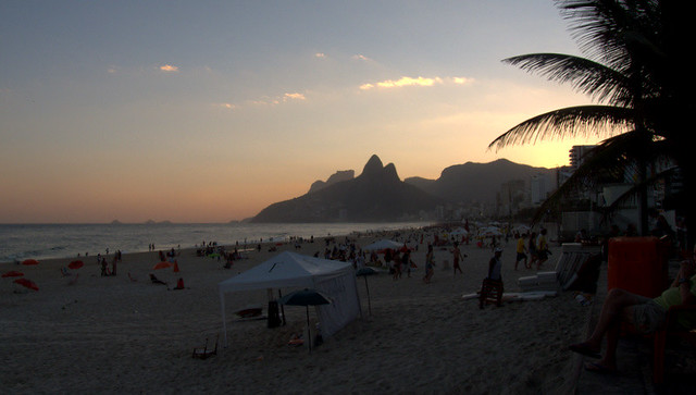 A Day in Ipanema