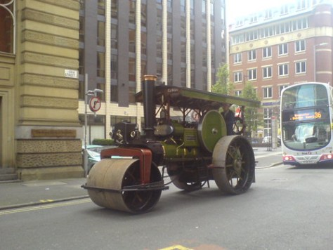 MOSI - Transport then and now