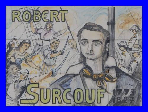 Robert Surcouf à Binic de 1773 à 1827