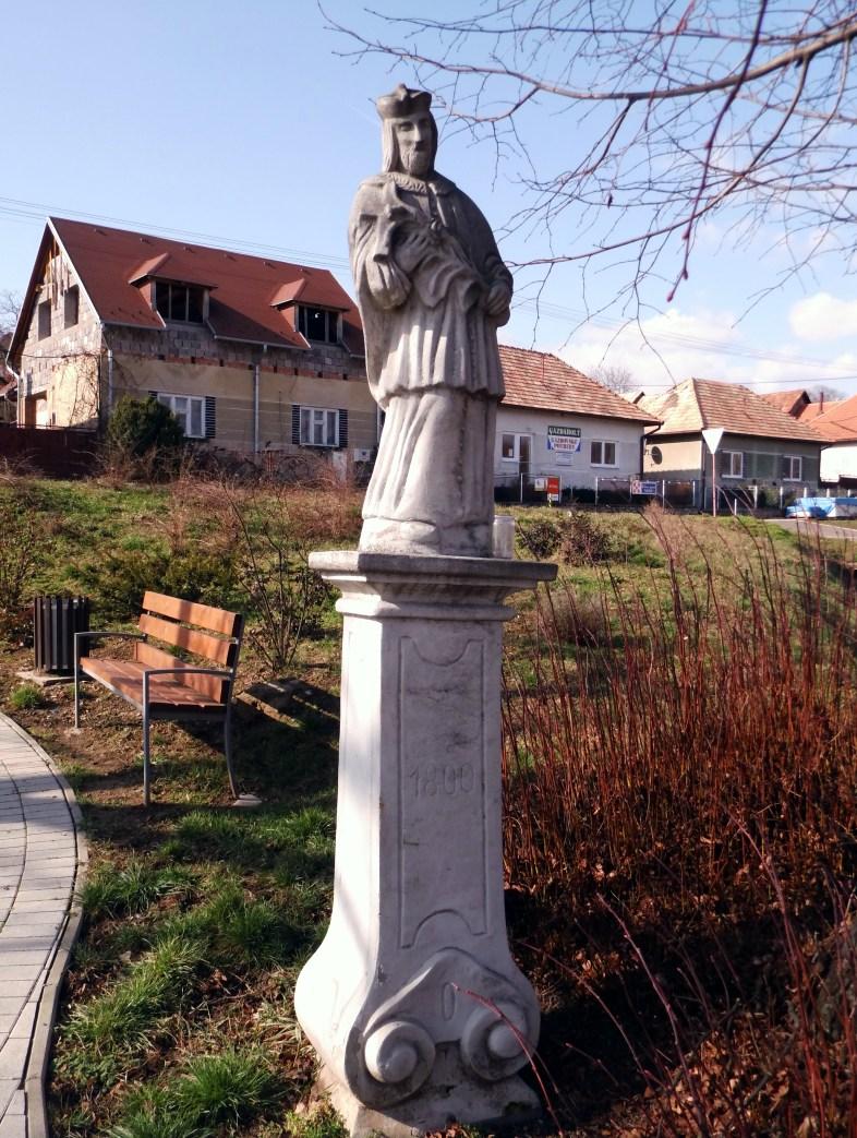 Socha sv. Jána Nepomuckého