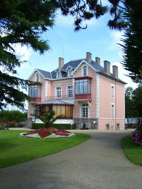 Main house of Christian Dior