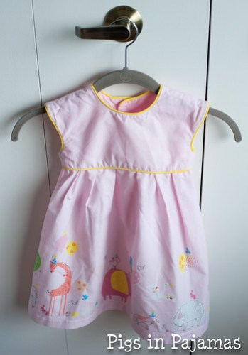 Made By Rae Geranium Dress front