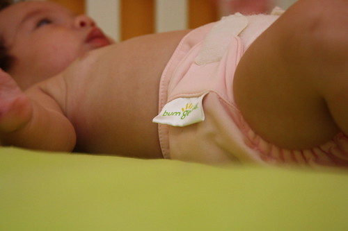 Cloth diapers are so cute