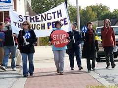 Strength Through Peace in COMO!