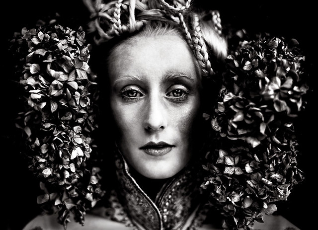 The Queen by kirsty Mitchell