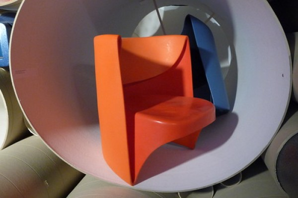 2009 Ron Arad at Centre Pompidou, Paris P1030752