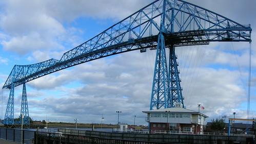 Middlesbrough Transporter Bridge (widescreen)
