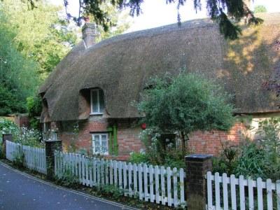 Hangman's Cottage, Dorchester, Dorset.