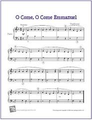 Come emmauel lyrics