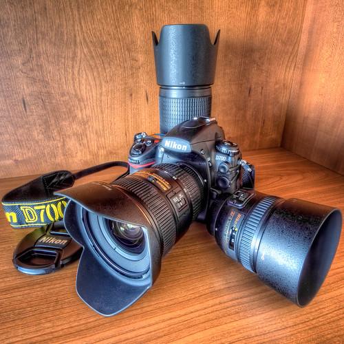 Nikon D700 HDR