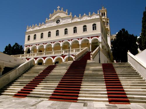 Church of Holy Mary, Tinos