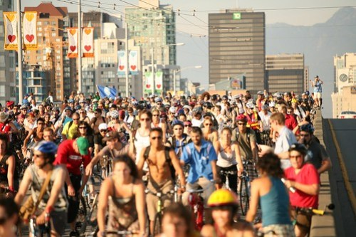 Critical Mass August 2009 - 8
