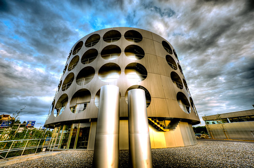 Hero AG Verwaltungsgebäude in Lenzburg /Switzerland