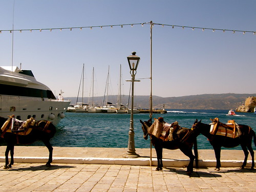 Transportation in Hydra