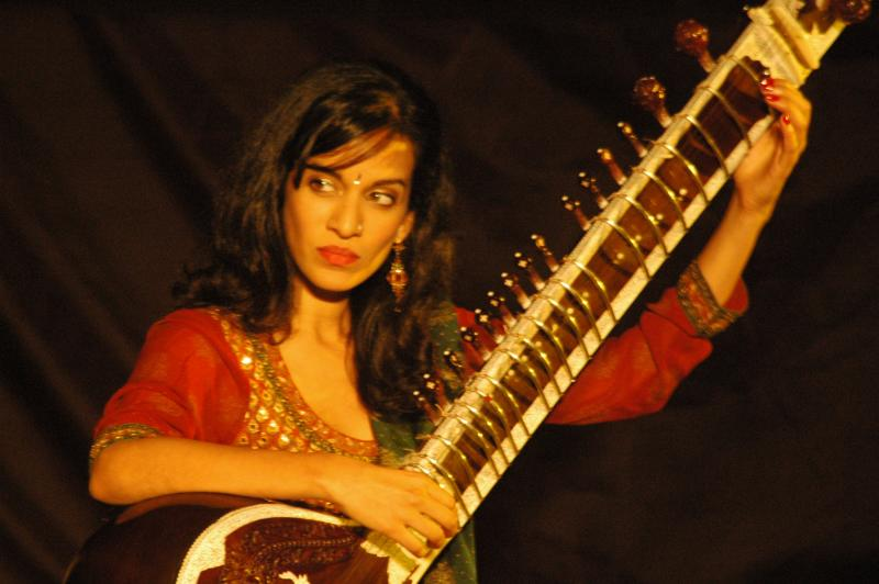 Pt. Ravi Shankar and Anoushka