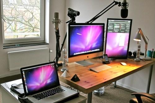 setup november 2009