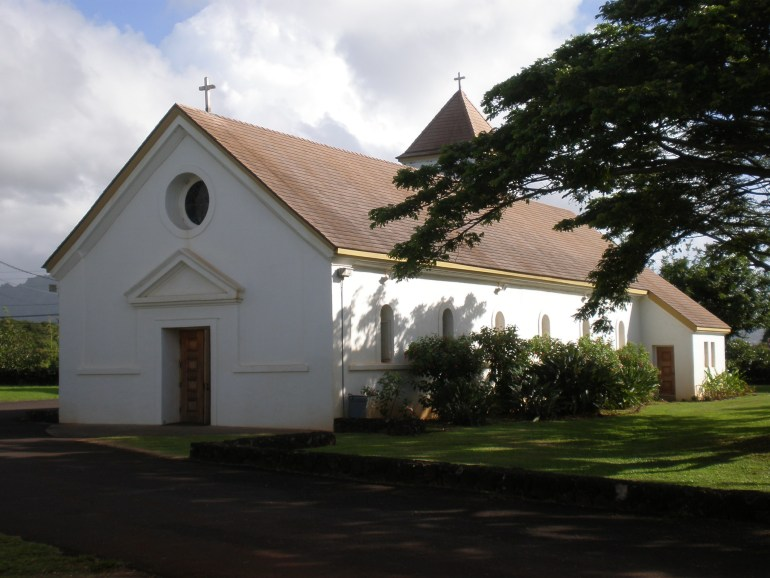 Find peace at St. Raphael Church