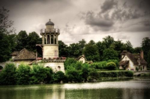 Le Domaine de Marie Antoinette - Le Grand Lac (revisited) | HDR