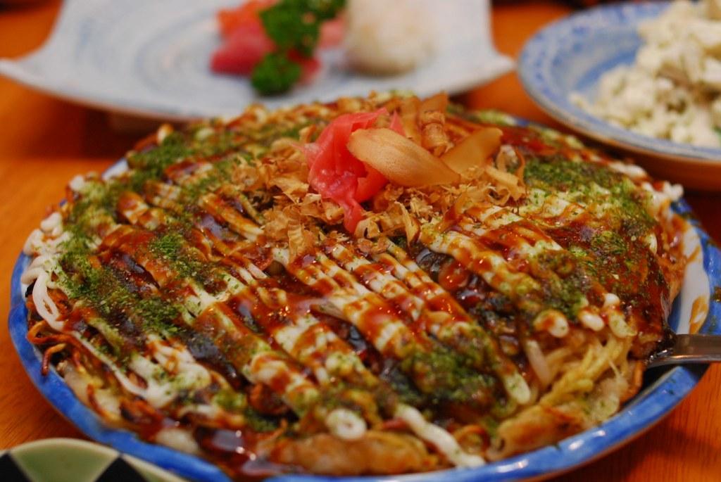 大阪燒熱熱吃最好吃