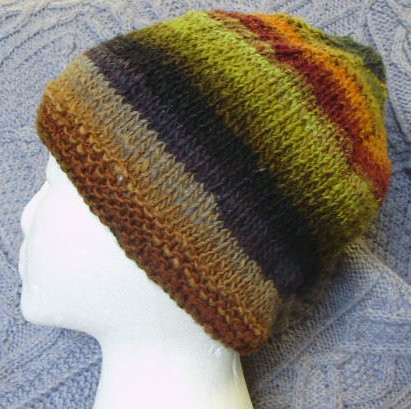 knitting 101 hat