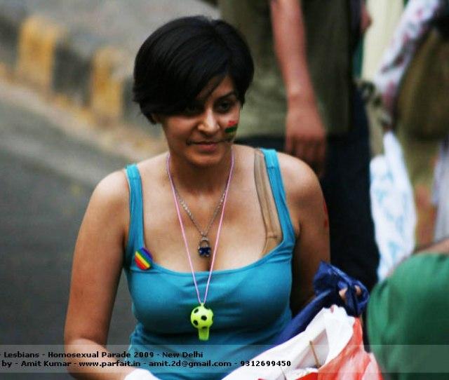 Parfait Dot In Queer Gay Lesbians Delhi Parade