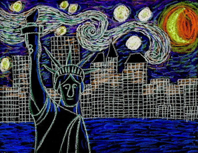 Vincent Takes Manhattan