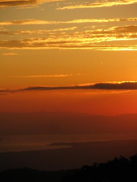 Costa Rica Sunset - Sweet and Savoring