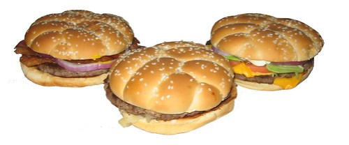 McDonald's Angus Third Pounder