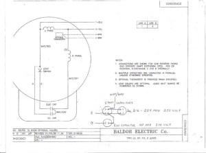 Baldor wiring diagram | Explore charles_jones149's photos