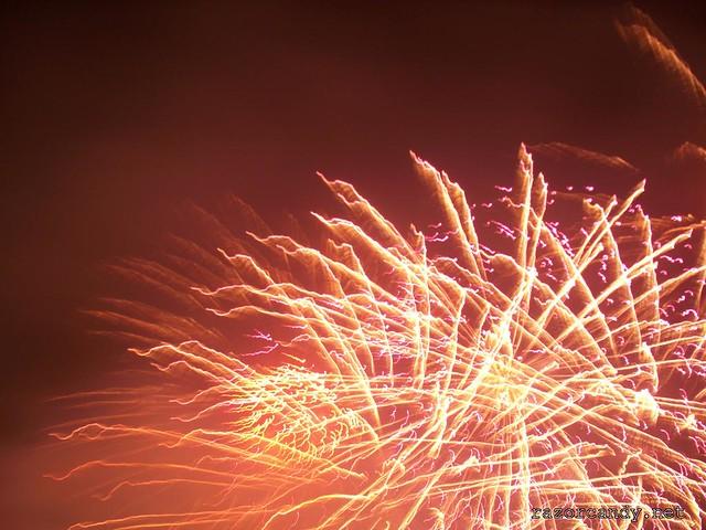 Fireworks 071109