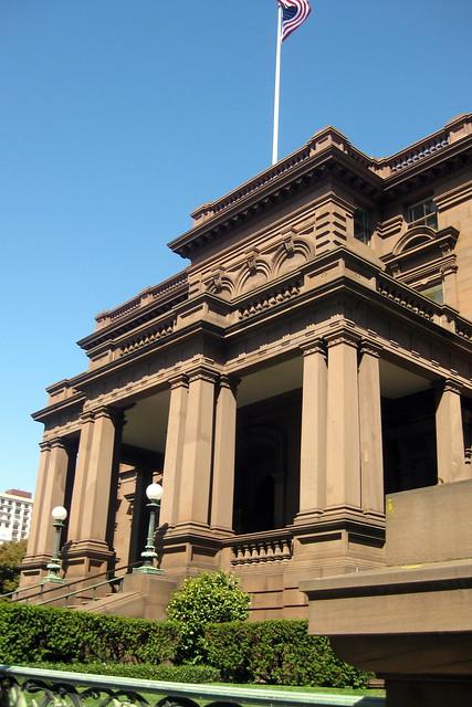 San Francisco Nob Hill James C Flood Mansion Flickr
