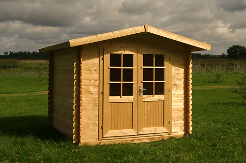 Douglas Shed - Log Shed