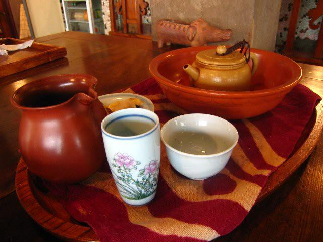 Oolong Tea Set on Flickr
