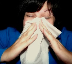 Tissue for blowing nose